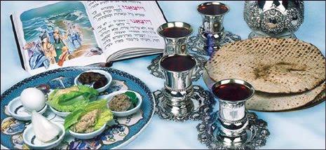 cena pasqua ebraica
